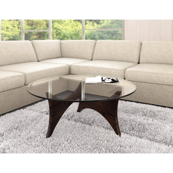 Pivot Statements Coffee Table By Copeland Furniture