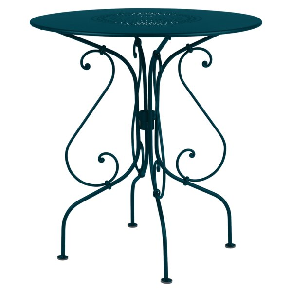 1900 Steel Dining Table by Fermob