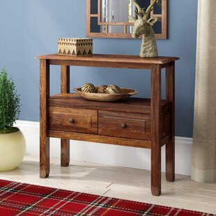 Console sofa and entryway tables youll love wayfair kanaga console table watchthetrailerfo