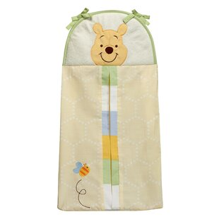 Read Reviews Disney Winnie the Pooh Peeking Pooh Diaper Stacker By Disney