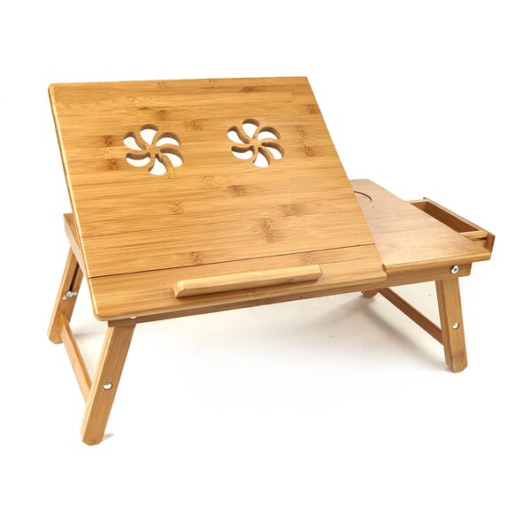 Bamboo Cooling Laptop Tray by Mind Reader