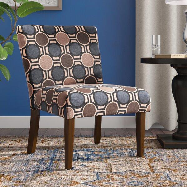 Isiah Slipper Chair by Winston Porter