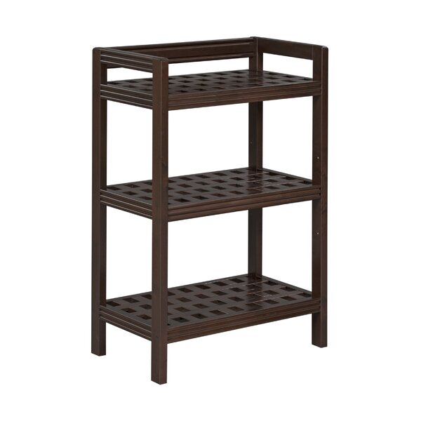 Swick Tower Etagere Bookcase by Latitude Run