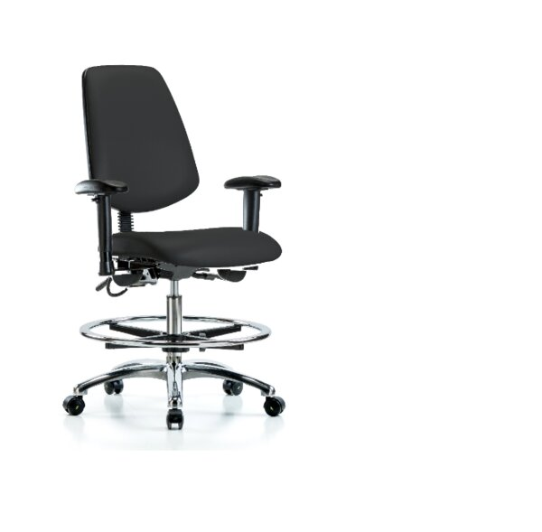 Leonardo Ergonomic Office Chair by Symple Stuff