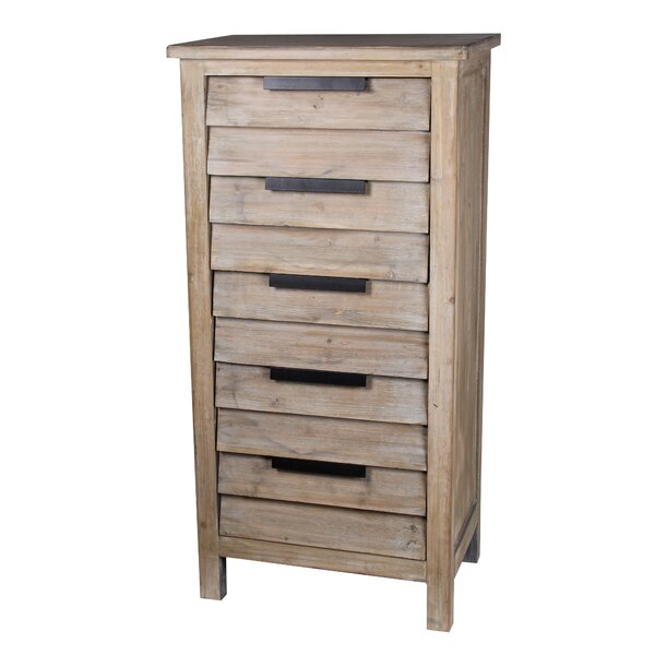 Torrance 5 Drawer Chest by August Grove