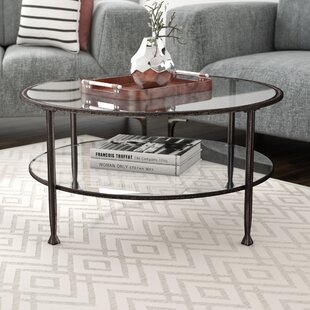 Collingdale Coffee Table with Tray Top