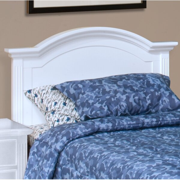 Scandia Panel Bed by Harriet Bee