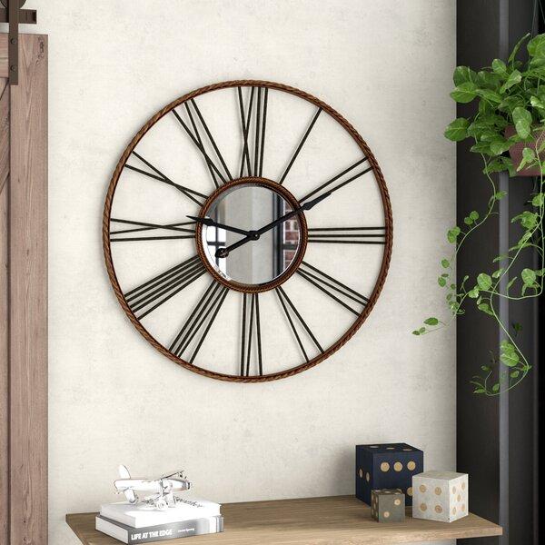 Lonon 42 Rocca Oversized Wall Clock by Trent Austin Design