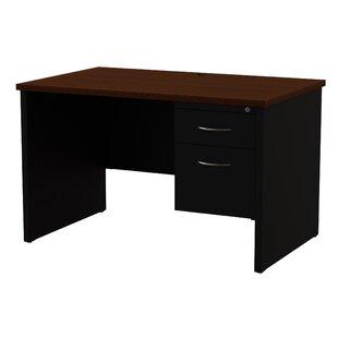 Hirsh Executive Modular Single Writing Desk