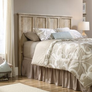 Sunlight Spire Full Panel Headboard by Loon Peak