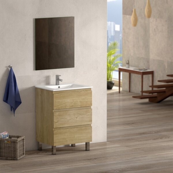 Fawkes 24 Single Bathroom Vanity Set
