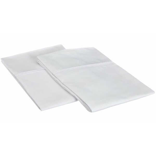 Sheatown Microfiber Solid Pillowcase Pair (Set of 2) by Three Posts