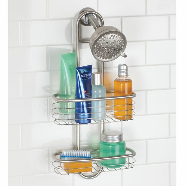 Eisele Ultra Bathroom Shower Caddy by Rebrilliant