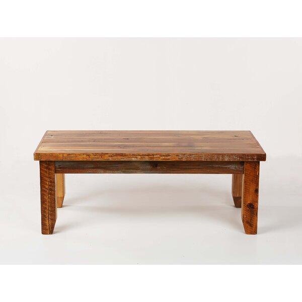 Jorgensen Coffee Table With Legs By Loon Peak