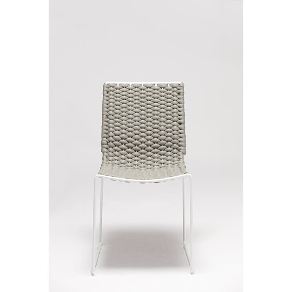 Baily Stacking Patio Dining Chair by Ivy Bronx