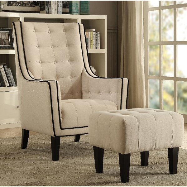 Chandler Armchair (Set of 2) by Longshore Tides