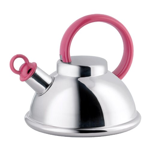 Orion i 2L Stainless Steel Whistling Stove Top Kettle Schult