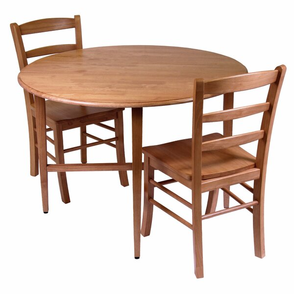 Baca 3 Piece Dining Set by Red Barrel Studio