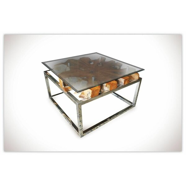 Barcelona Coffee Table By Hokku Designs