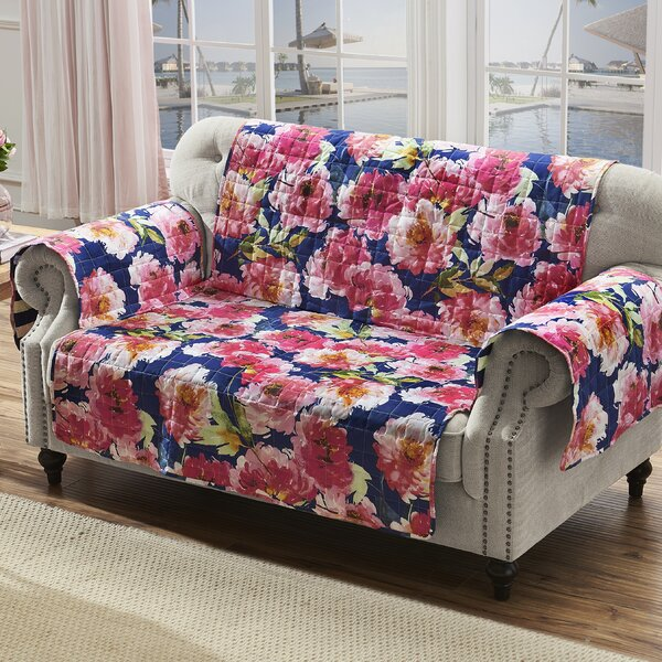 Loveseat Slipcover by Breakwater Bay