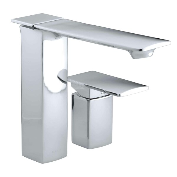 Stance Deck-Mount High-Flow Bath Faucet with Remote Lever Handle by Kohler