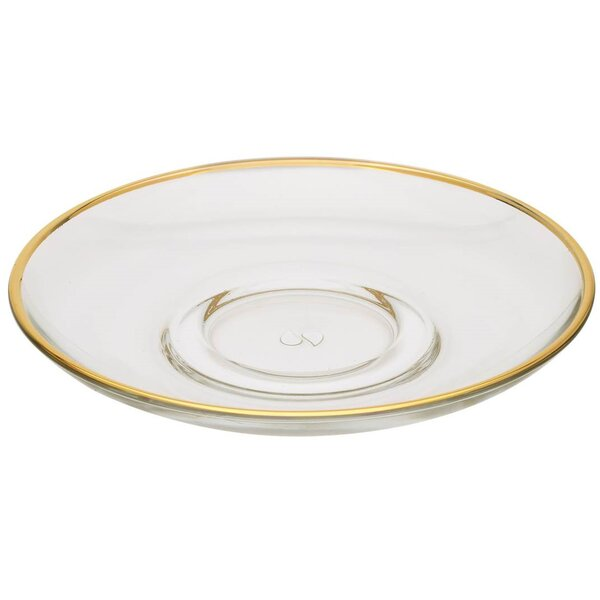 Saucer (Set of 6) by Classic Touch