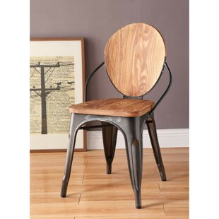 Rayna Oval Backrest Dining Chair (Set of 2)