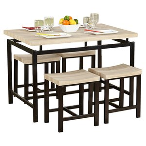 Bryson 5 Piece Dining Set