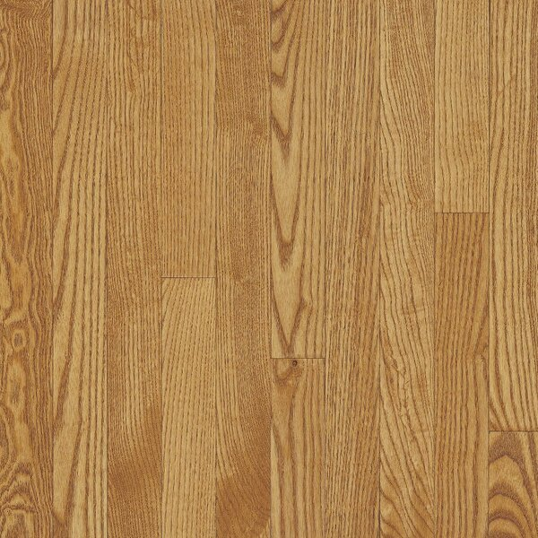 Dundee 2-1/4 Solid White Oak Hardwood Flooring in Dune by Bruce Flooring