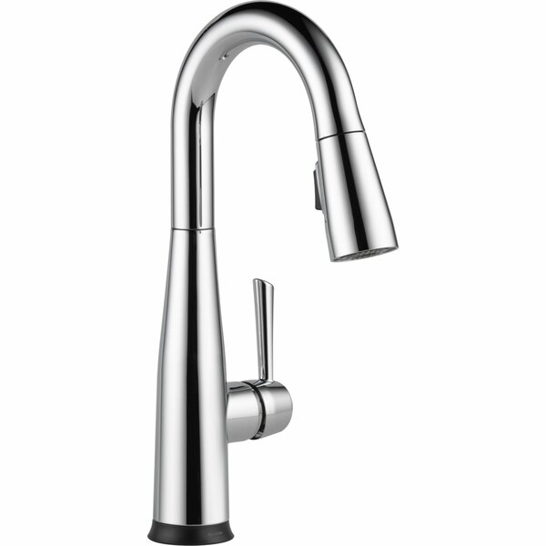 Essa Pull Down Touch Single Handle Bar Faucet with and Touch2O® Technology and MagnaTite® Docking by Delta