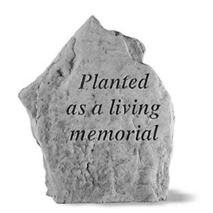 memorial garden stones wayfair