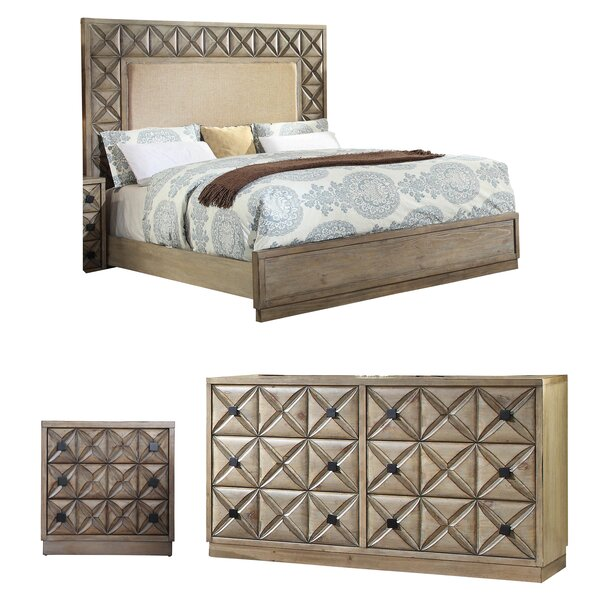 Pinnix Queen Configurable Bedroom Set by Bloomsbury Market