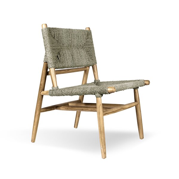 Teak Kimber Side Chair By Ibolili