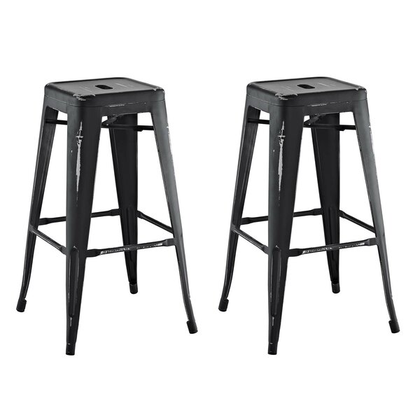 Ashlyn 30 Bar Stool (Set of 2) by Williston Forge