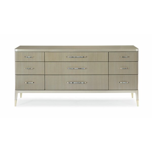 9 Drawer Dresser by Caracole Classic