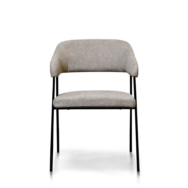 Tyshawn Upholstered Dining Chair (Set of 2) by Corrigan Studio