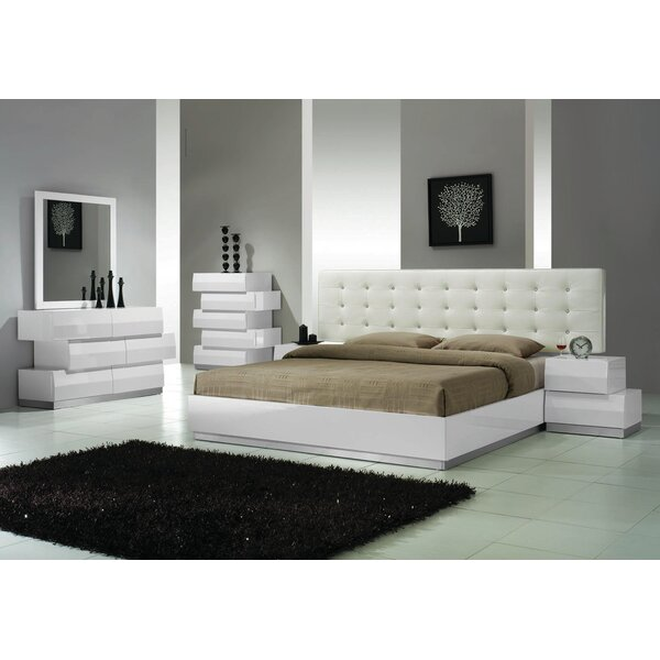 Craft 5 Pieces Bedroom Set by Orren Ellis