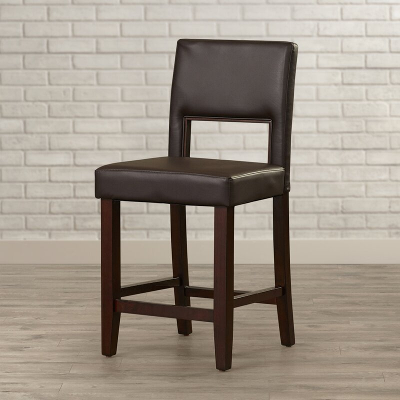Brayden Studio Matos 24 Quot Bar Stool Amp Reviews Wayfair