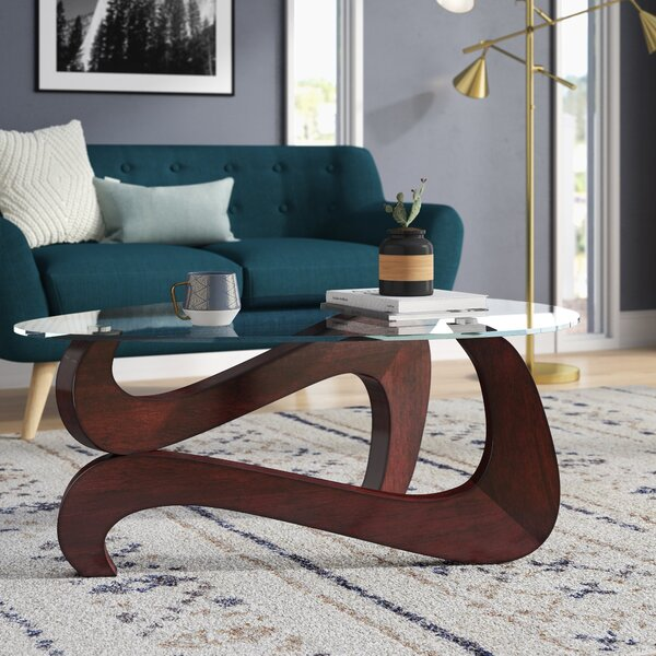Toupin Coffee Table by Wade Logan