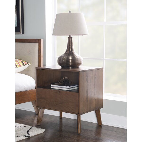 Radcliff 1 Drawer Nightstand By Corrigan Studio