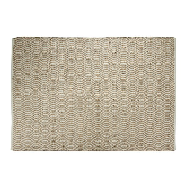 Chen Hand-Woven Natural Area Rug by Union Rustic