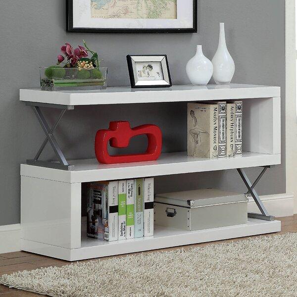 Parson 3 Shelf Standard Bookcase by Brayden Studio