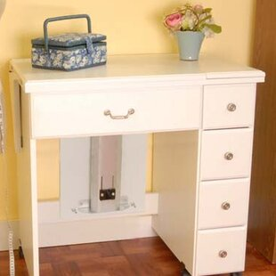 Auntie Laminate Sewing Table by Arrow Sewing Cabinets