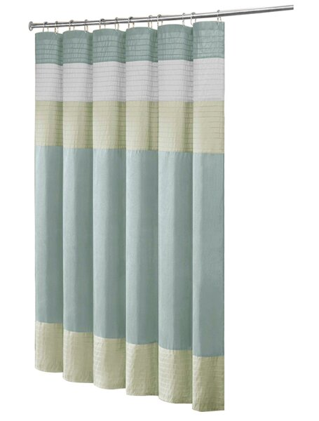 Allport Shower Curtain by Charlton Home
