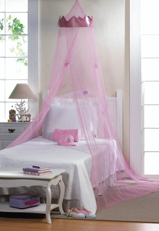 Remy Princess Bed Canopy & Viv + Rae Remy Princess Bed Canopy u0026 Reviews | Wayfair