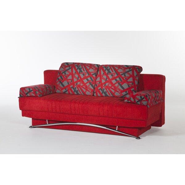 Soham 3 Seat Sleeper Sofa by Orren Ellis