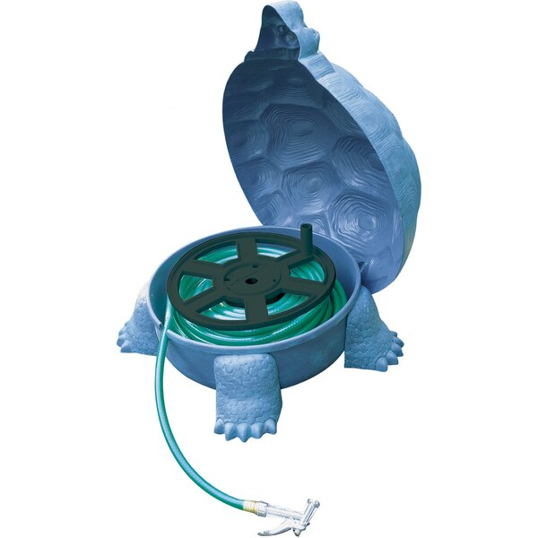 Poly Tortoise Garden Hose Pot by EMSCO Group