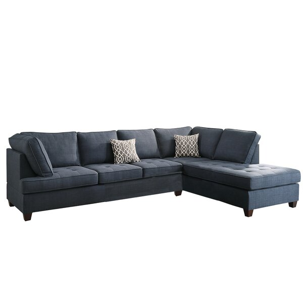 Allenhurst Sectional by Charlton Home