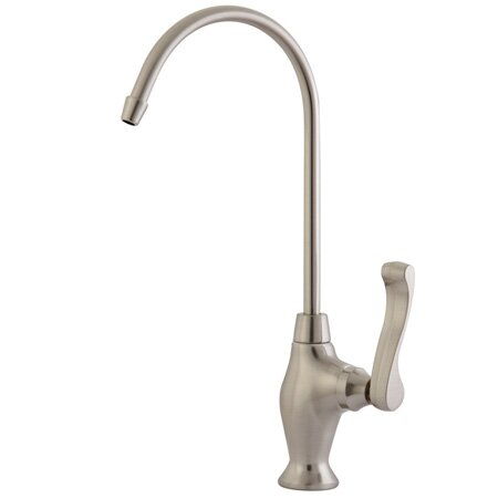 Royale Single Handle Kitchen Faucet by Kingston Brass