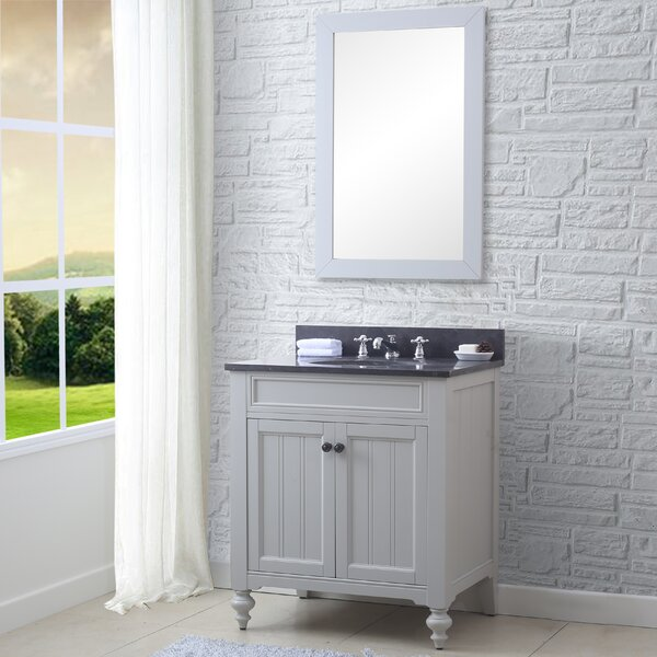 Cabery 30 Single Bathroom Vanity Set with Mirror by Darby Home Co